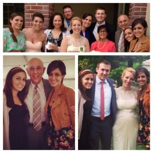 A Beautiful, Simple Jersey Wedding