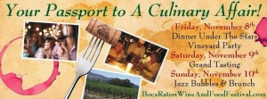 Boca Raton Food and Wine Festival