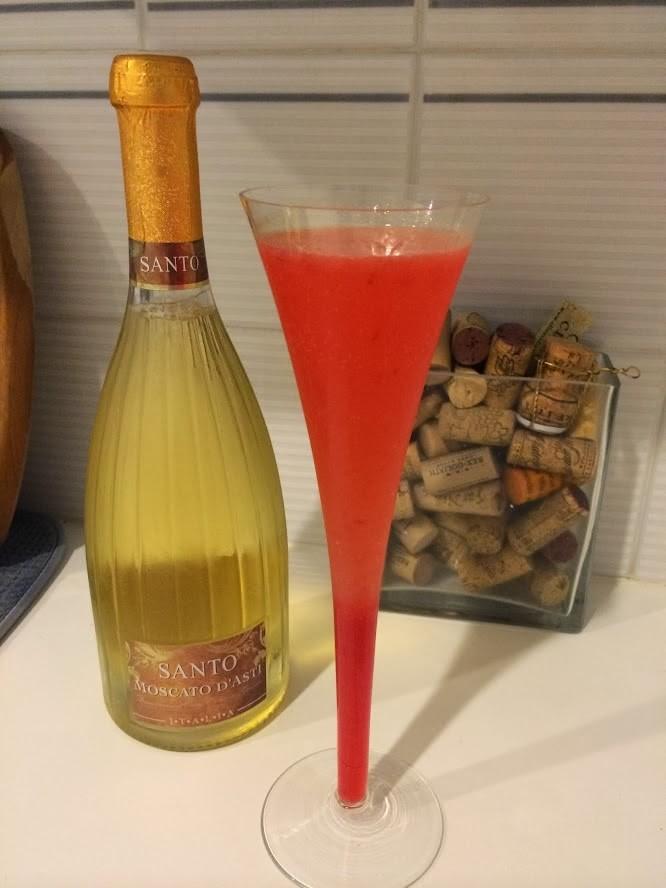 Blood Orange Mimosas for #SundaySupper