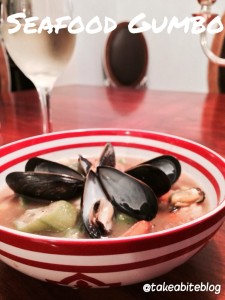 Seafood Gumbo for #SundaySupper #MardiGras