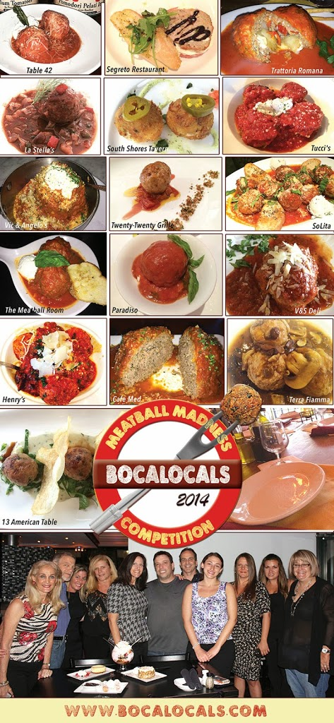 BocaLocals Hosts the First March Meatball Madness