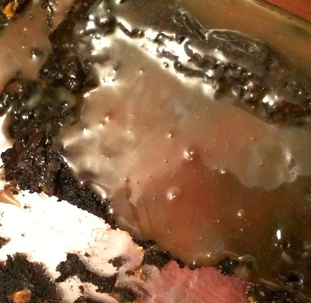 Salted Caramel Butterscotch Brownies #FWCon