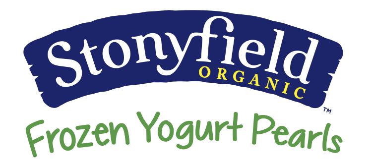 Stonyfield Frozen Yogurt Pearl Logo
