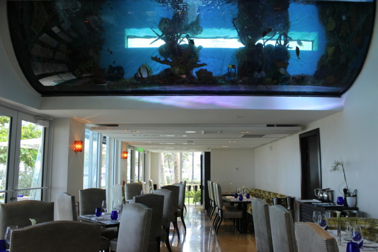 Royal Blues Hotel and Chanson Restaurant in Deerfield Beach, FL
