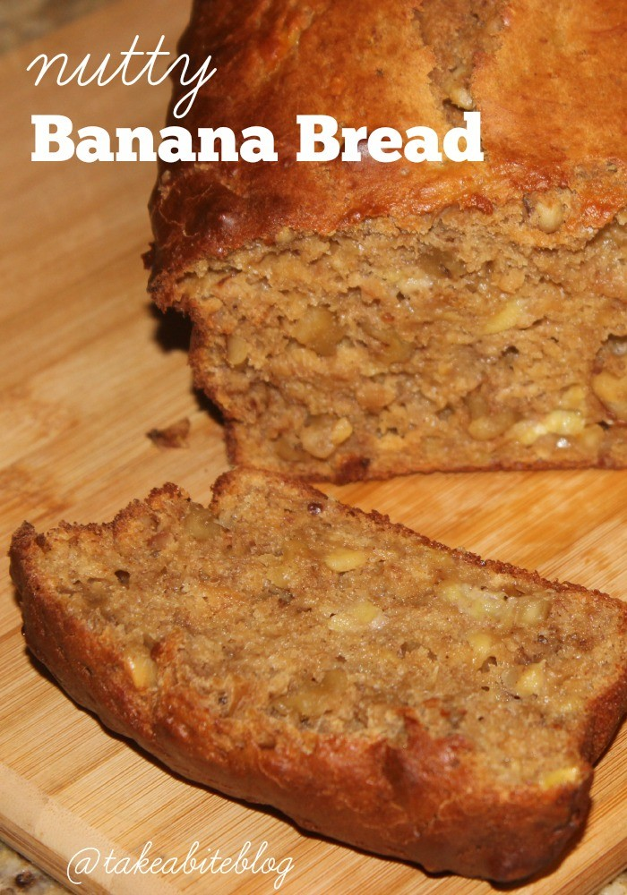 nutty banana bread print what s brunch without nutty banana bread ...