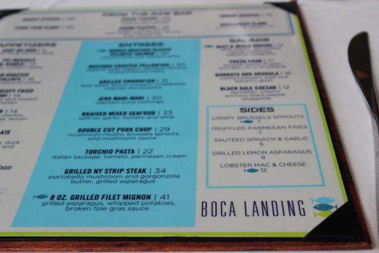 Boca Landing at the Waterstone Resortt