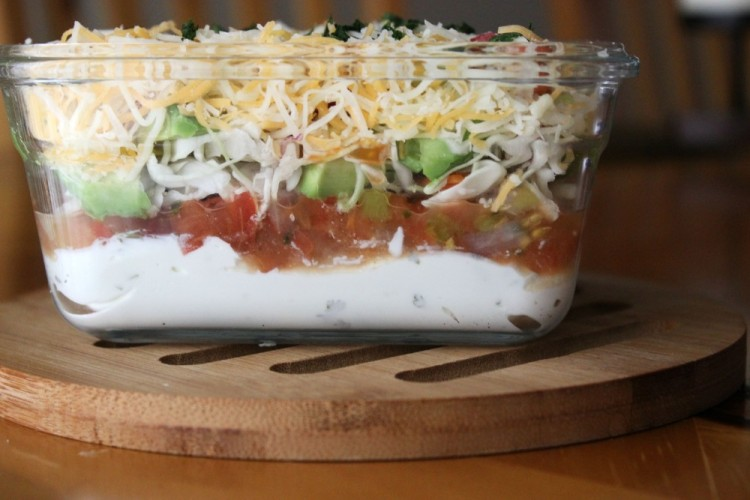 Layered Mexican Pie