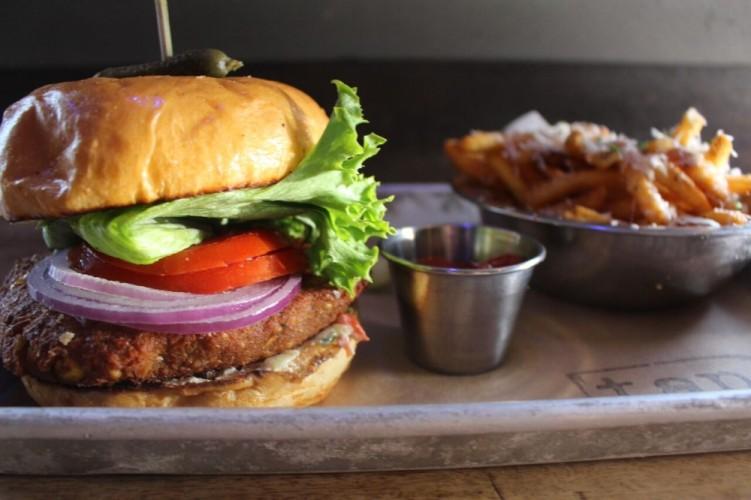 Take A Bite Out of Boca's Veggie Burger Tour in Boca Raton/Delray Beach