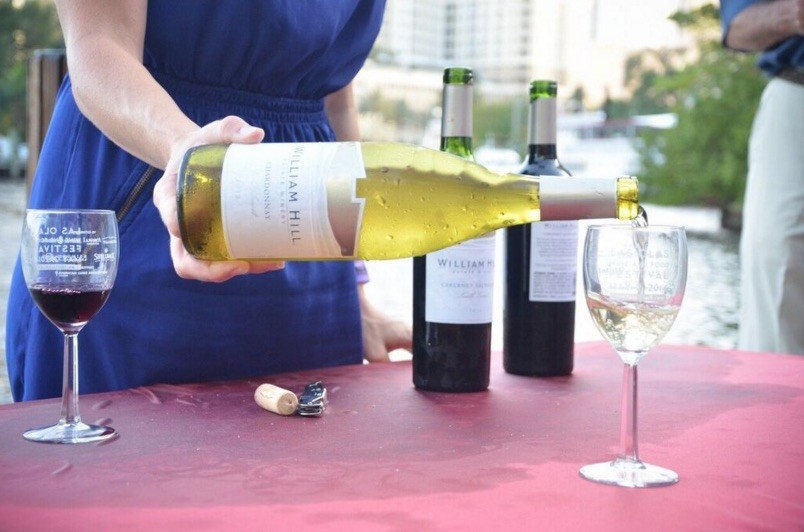 21st Annual Las Olas Wine and Food Festival #LOWFF