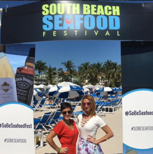 South Beach Seafood Festival #SOBESeafood
