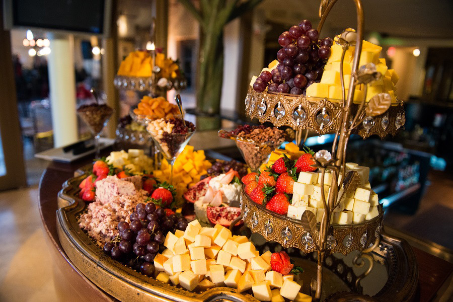 Easter brunch event at the addison in boca raton for Table 52 sunday brunch