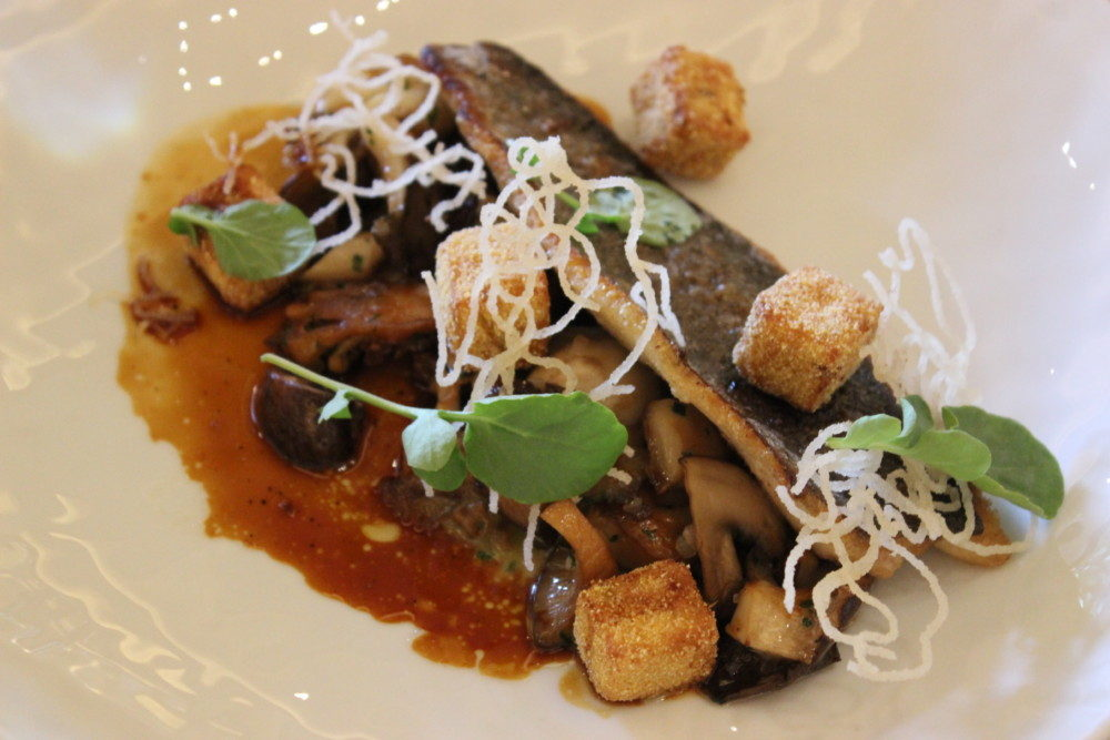 Ladies Who Lunch — Café Boulud in Palm Beach